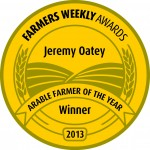 Arable Farmer of the Year 2013